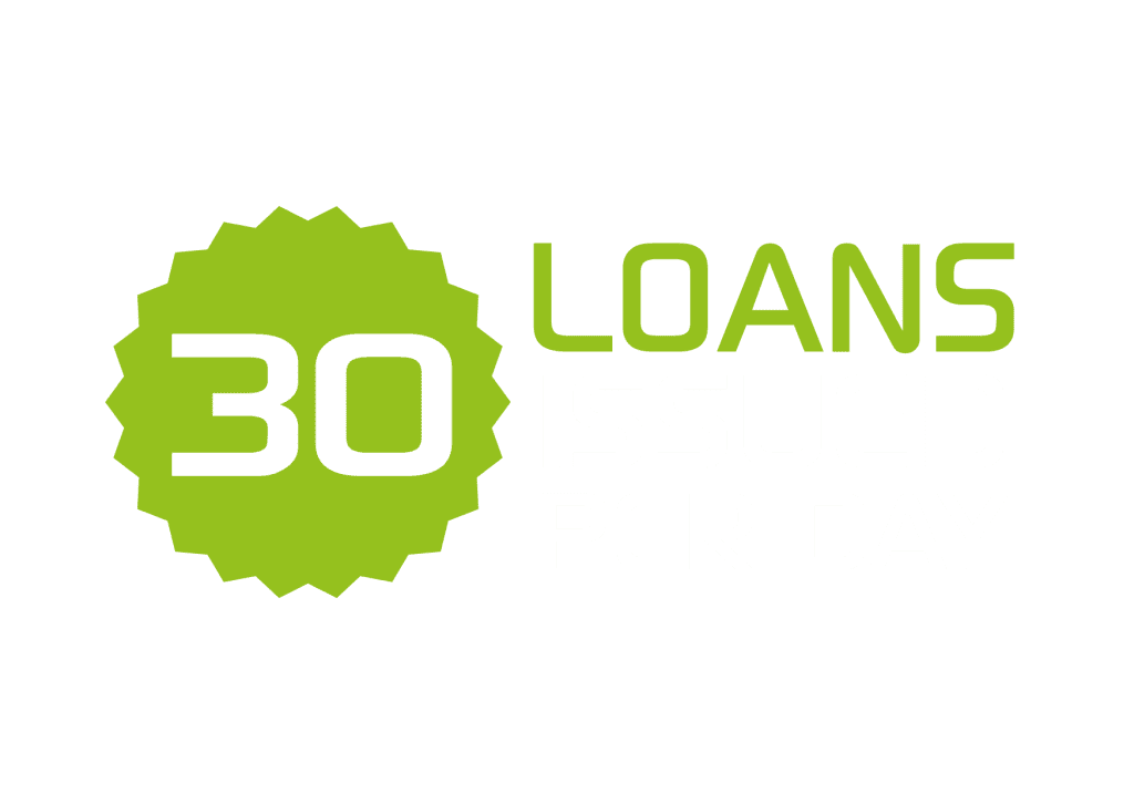 30 Loans infographic