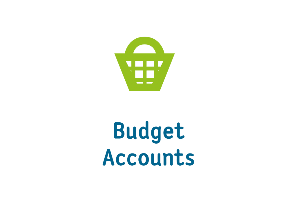 Budget Accounts