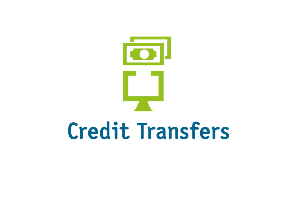Forms credit transfer
