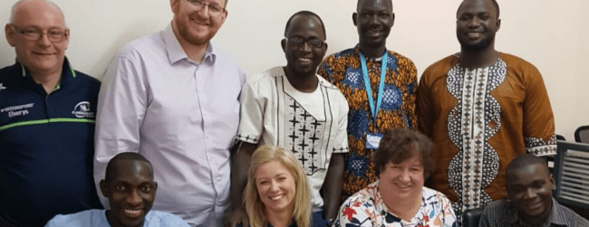 Sharing the Irish credit union experience – From Core Credit Union to The Gambia