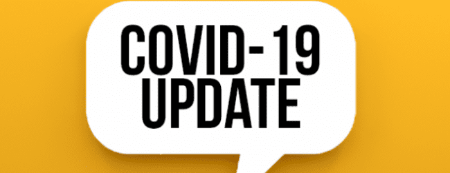 COVID-19 Update from our CEO Michael Byrne