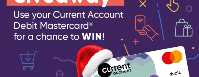 Current Account Card Holders Competition Time!