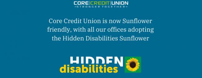 Hidden Disabilities Sunflower Scheme