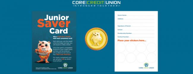 Junior Saver Reward Scheme